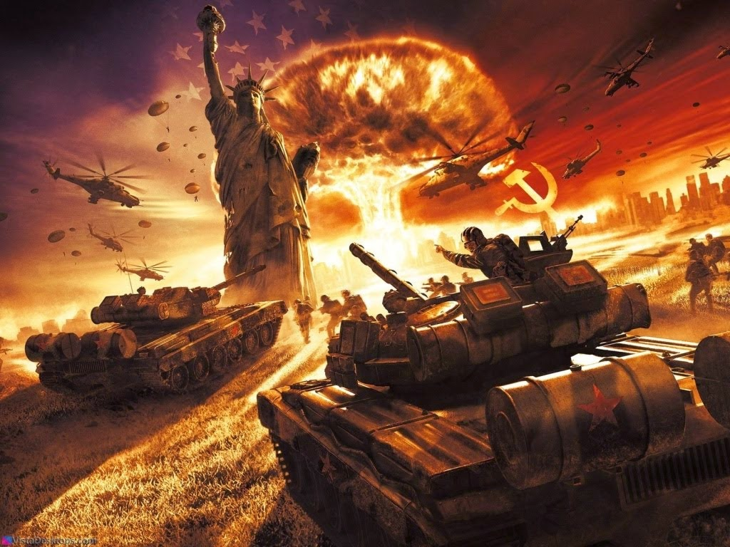 John Titor Predictions: A World War in 2015 Killed Nearly 3 Billion People