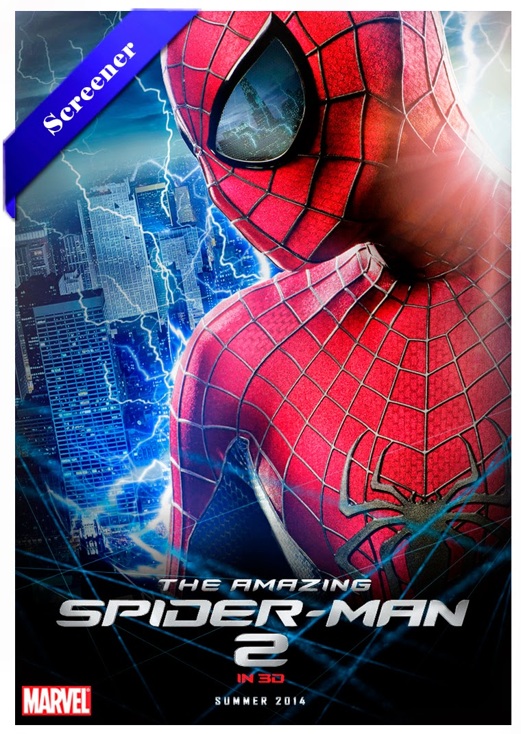 The Amazing Spider-Man 2 El Poder De Electro HDTV Screener 2014