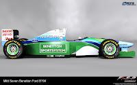 Beneton rFactor F1 1994 4