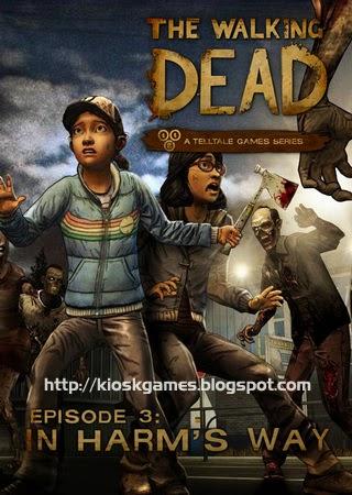 The Walking Dead Game Season 2 Episode 3 In Harms Way The walking dead