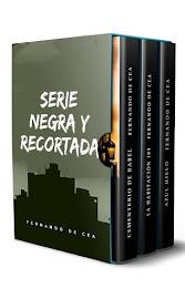 """PACK DE PROMOCIÓN SERIE """"NEGRA Y RECORTADA"""""""