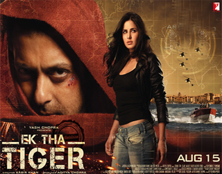 Salman's Ek Tha Tiger - Overseas Collections Report