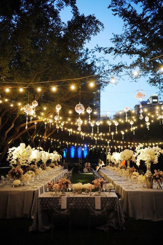 lighting ideas for weddings. Wedding Wednesday: Lighting Ideas For Weddings G