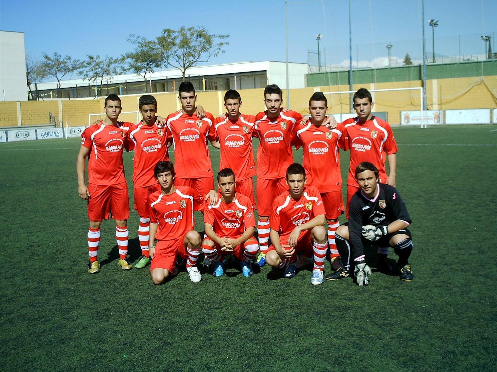 Club deportivo futbol base gerena marzo 2012 - Como quitar la mala racha ...
