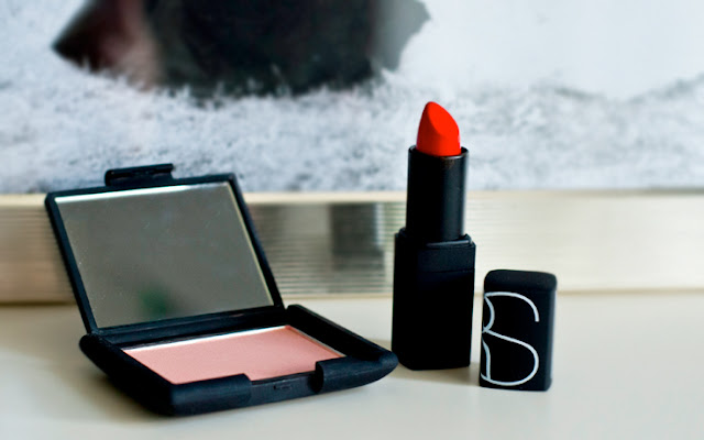nars heat wave sex appeal blush lipstick beauty review sephora