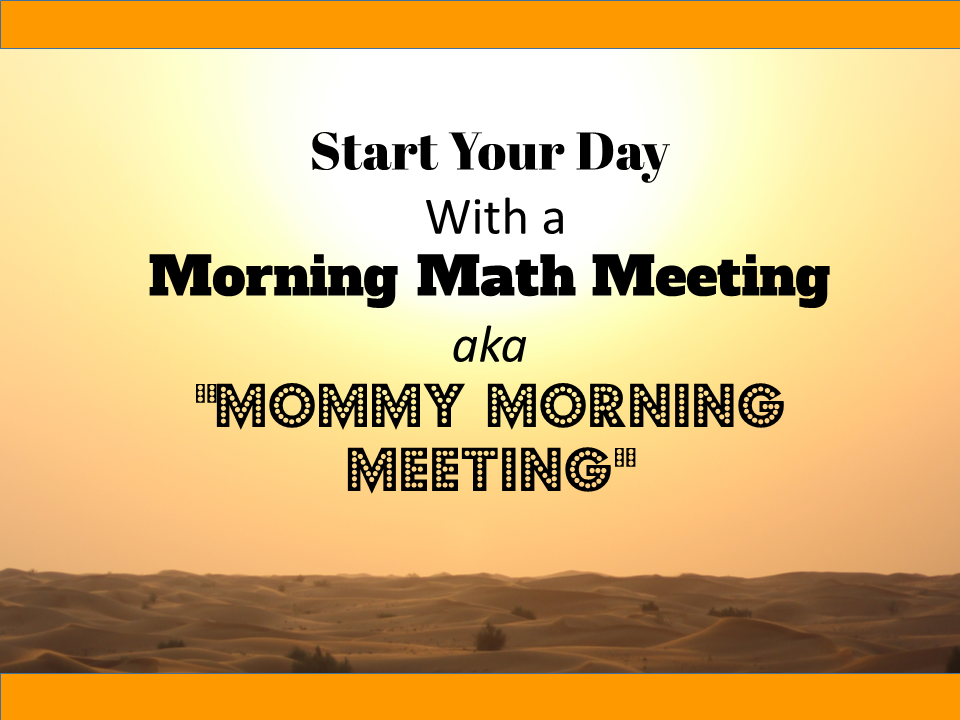 reflection on morning of math Watch video this math shorts episode explains the term reflection, and provides several examples that demonstrate the concept this video was made for the pbs.