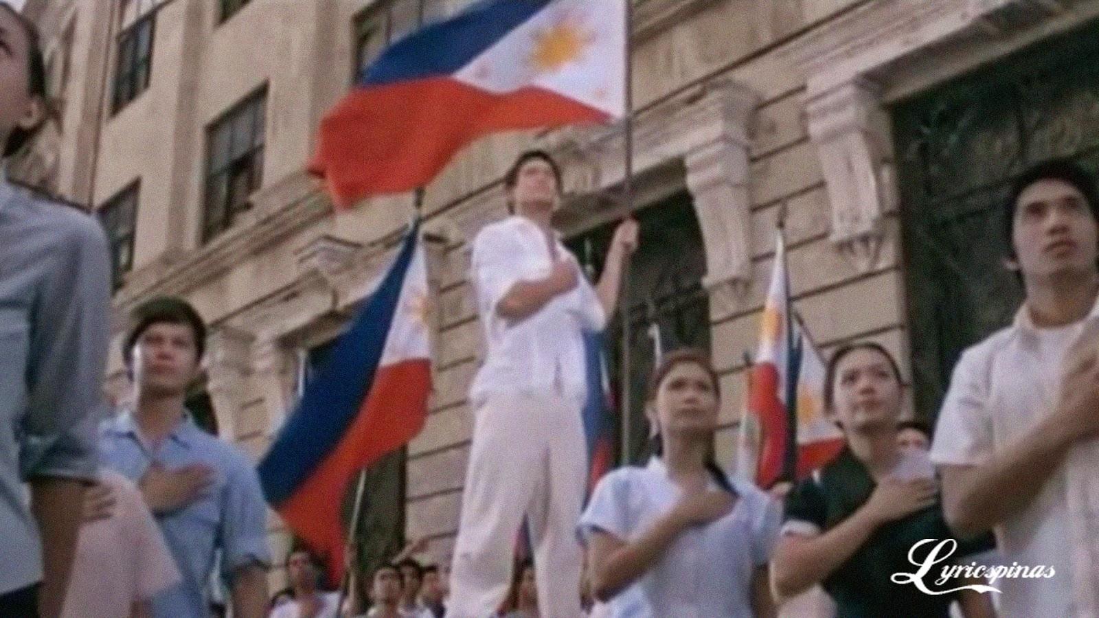 Lupang Hinirang Bayang Magiliw The Philippines National Anthem