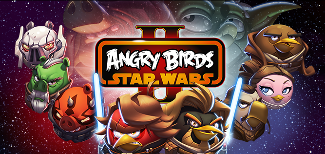 Angry birds star wars ii t l porter des figurines dans - Jeu info angry birds ...