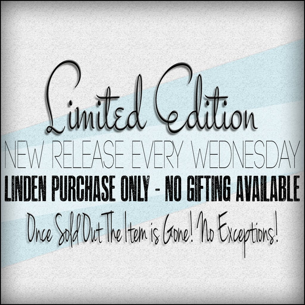 .::Limited Edition Wednesday::.