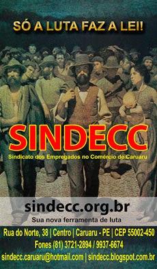 SINDECC - CLIQUE E ACESSE