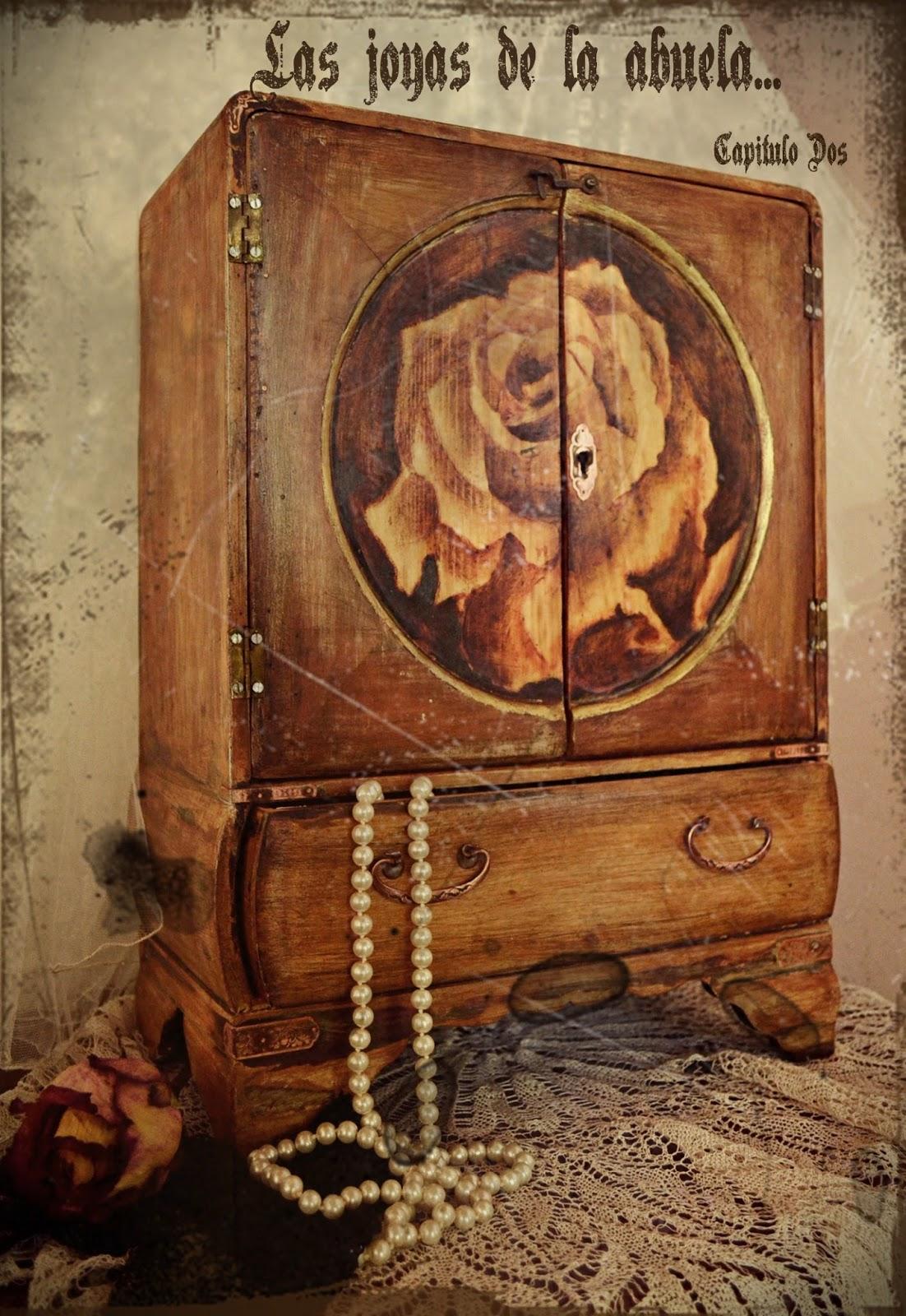 Capitulo dos las joyas de la abuela for Muebles de la abuela