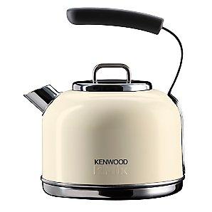 kenwood kettle cream