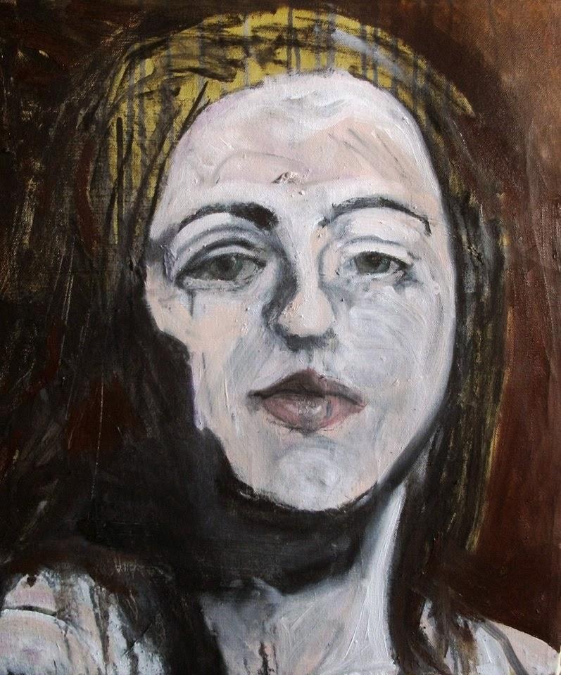 Painting, mortality, brian kielt