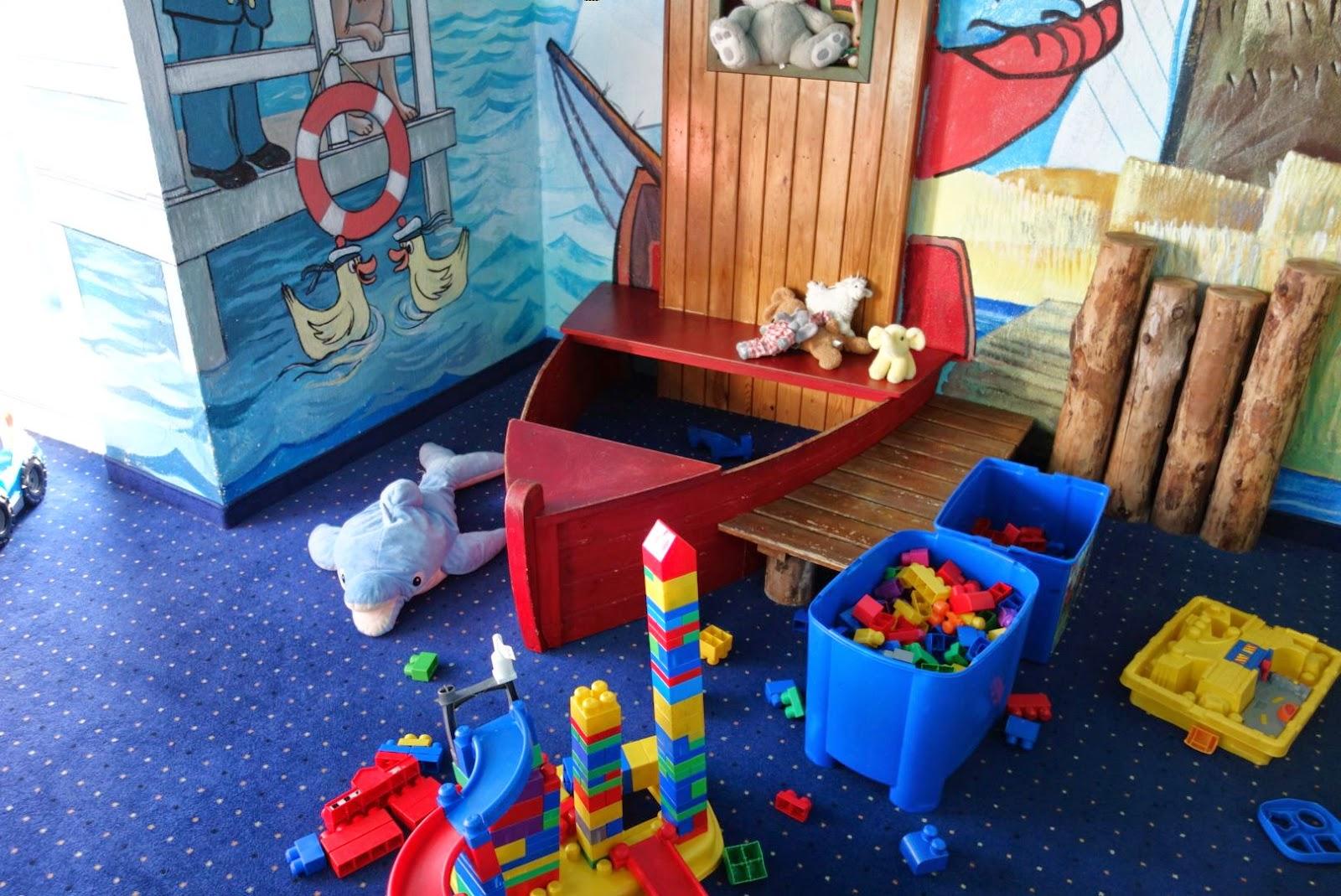 Kinderfreundliches Hotel an der Ostsee Runzelfuesschen