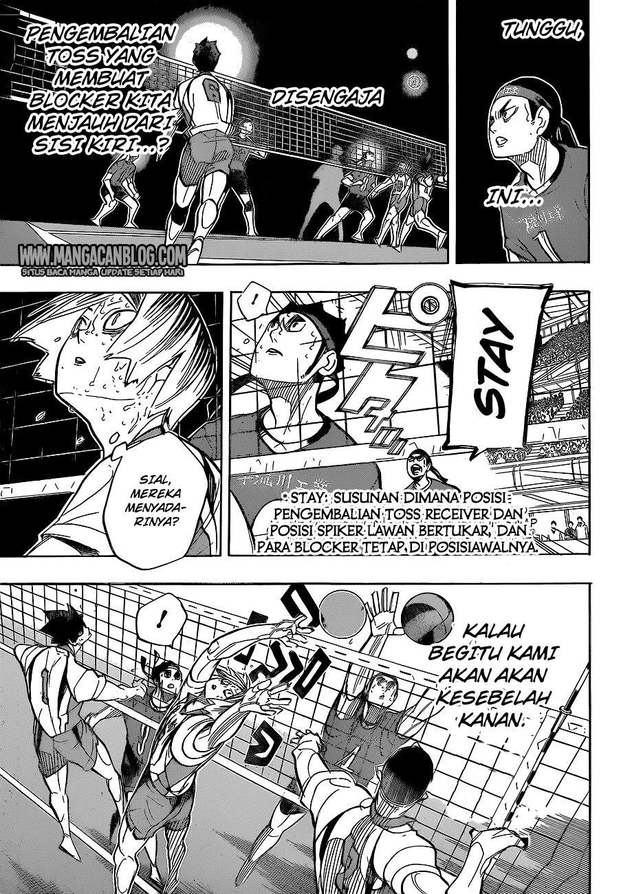 Haikyuu!! Chapter 267-17