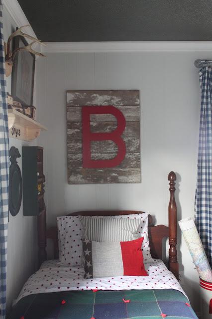 Ryder & Bryce's Room