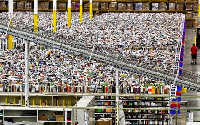 Bisnis Rumahan Amazon