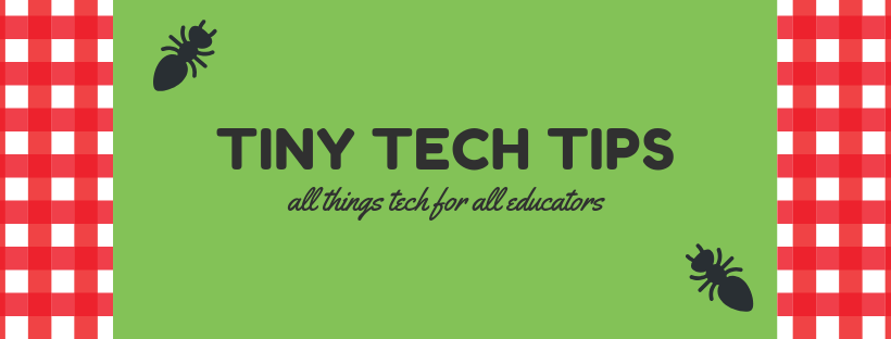 Teacher Techno! https://www.facebook.com/TeacherTechnotopia/ Check us out on Facebook