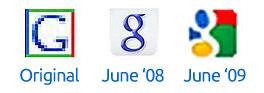 google icon di pencarian berubah