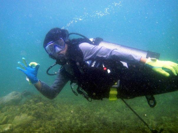 Belasan Calon Penyelam Sakawana Ikuti Pelatihan