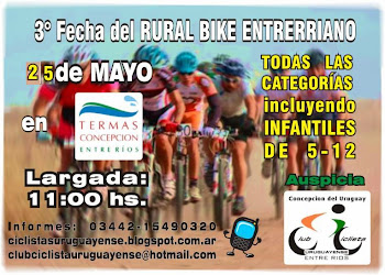 Rural Bike - 3º Fecha