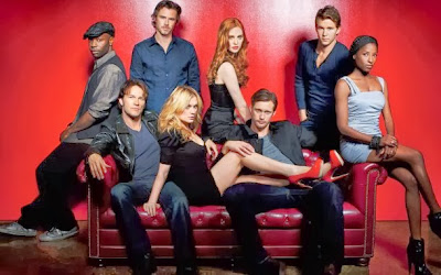 Reparto de la Sexta temporada de True Blood.