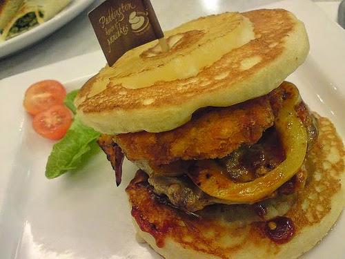 Resep Burger Mini Pancake Lezat
