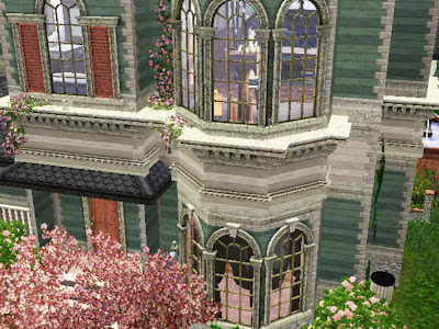 alice residence madness sims 3