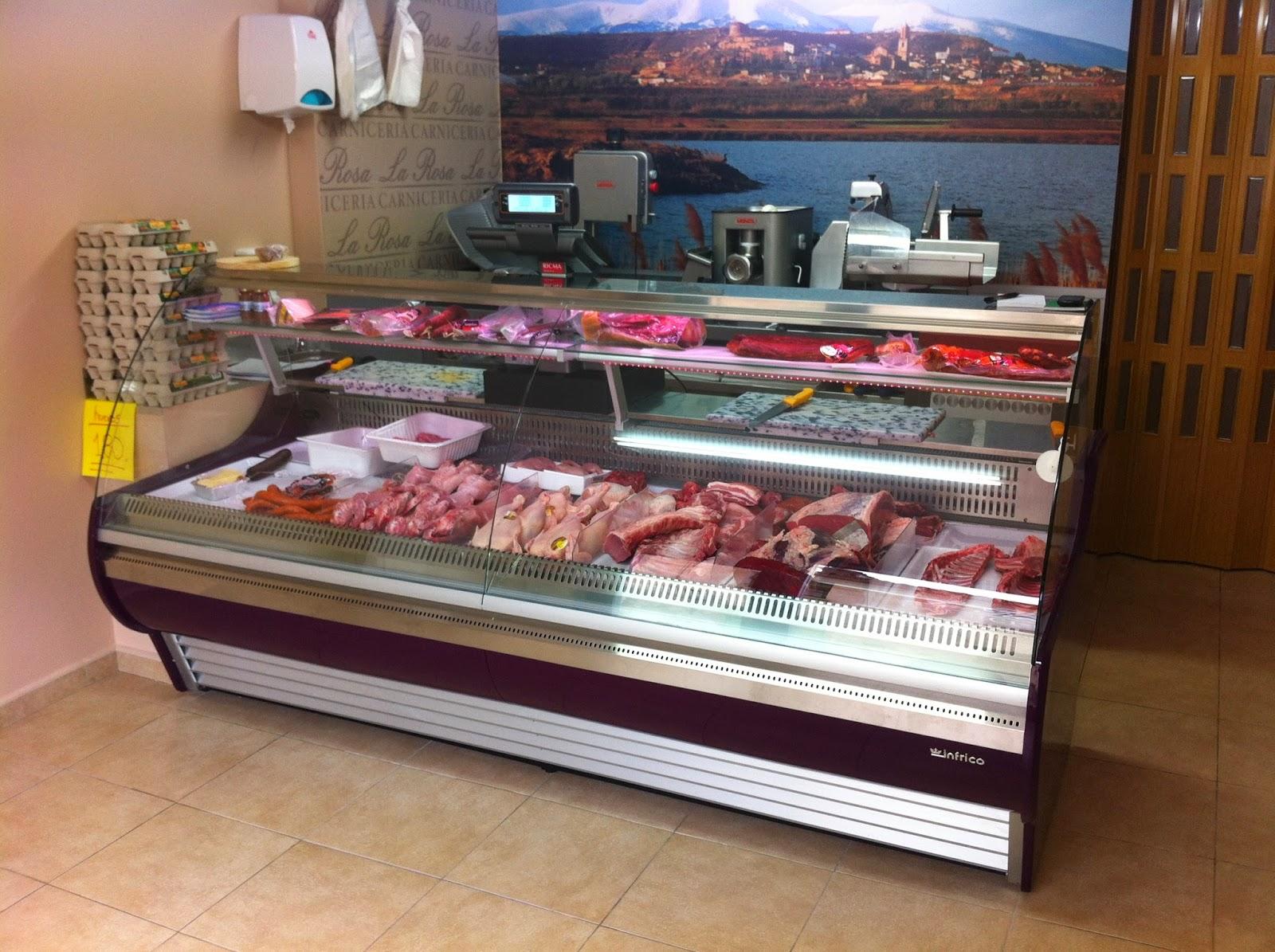 El blog de zafrio carnicer a la rosa - Mostradores para carniceria ...
