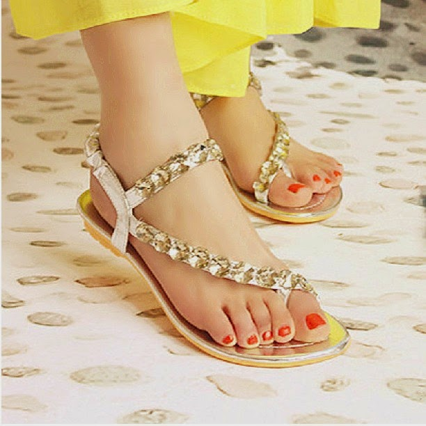 And You Can Also Wear These Flat Sandals With Formal Casual Dresses Where Below We Present Some Best Designs For Girls