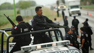 Mexico's police vetting, now six years old and far from over
