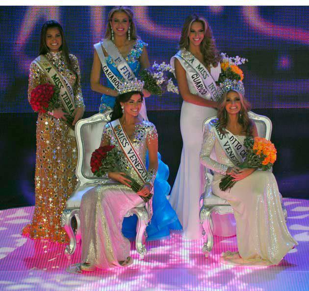 Miss World Venezuela 2012