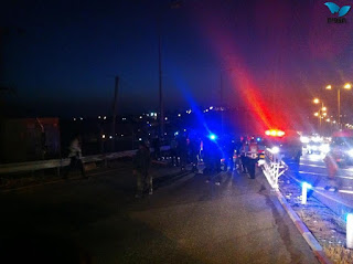 Israelense é esfaqueado perto de Jerusalém
