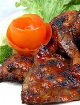 resep dan cara membuat ayam bakar kecap lezat