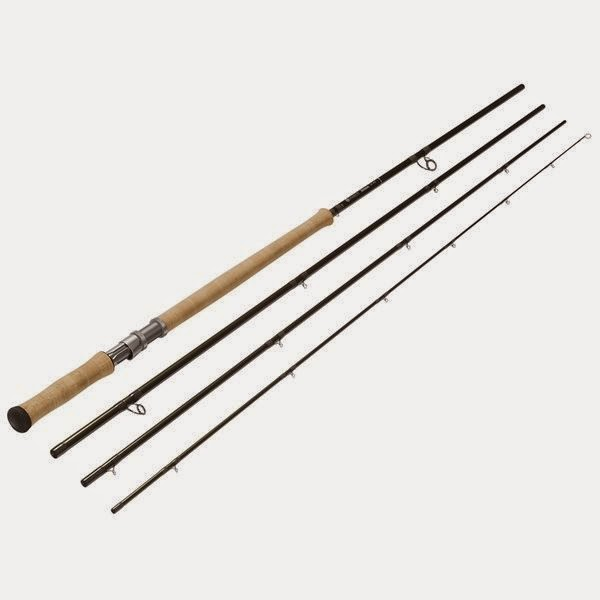 Hardy Demon 4 Piece Fly Fishing Rod
