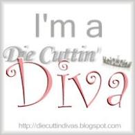 GUEST DESIGNER DIE CUTTIN DIVA'S, MONTH FEB 2012