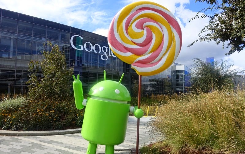 Update Android 5.0 Lollipop Terbaru