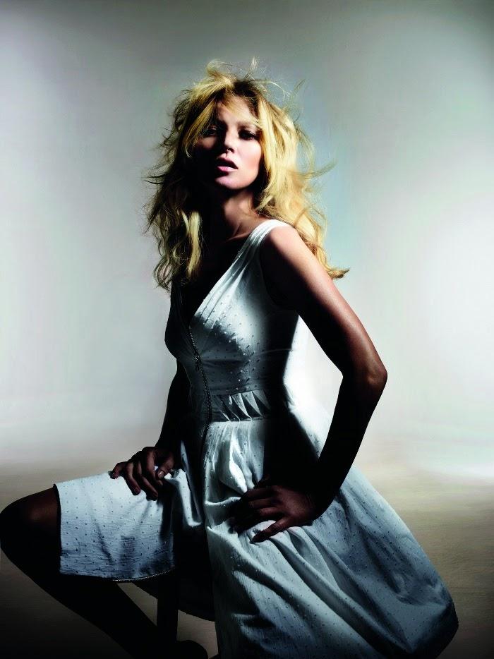 בלוג אופנה Vered'Style - קייט מוס לרשת טופ שופ קיץ 2014