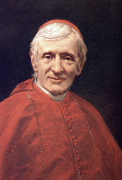 Bl. John Henry Newman, pray for us