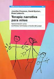 Terapia narrativa para niños. Aproximación a los conflictos familiares a través del juego