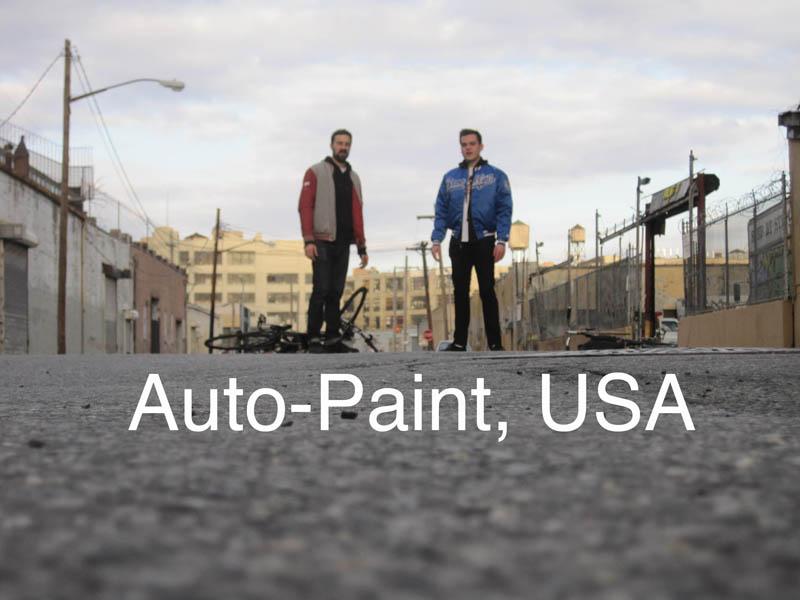 Auto- Paint, USA