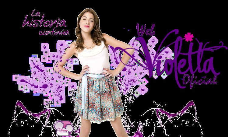 Web Violetta Oficial