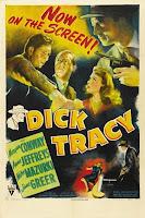 Portada Dick Tracy detective