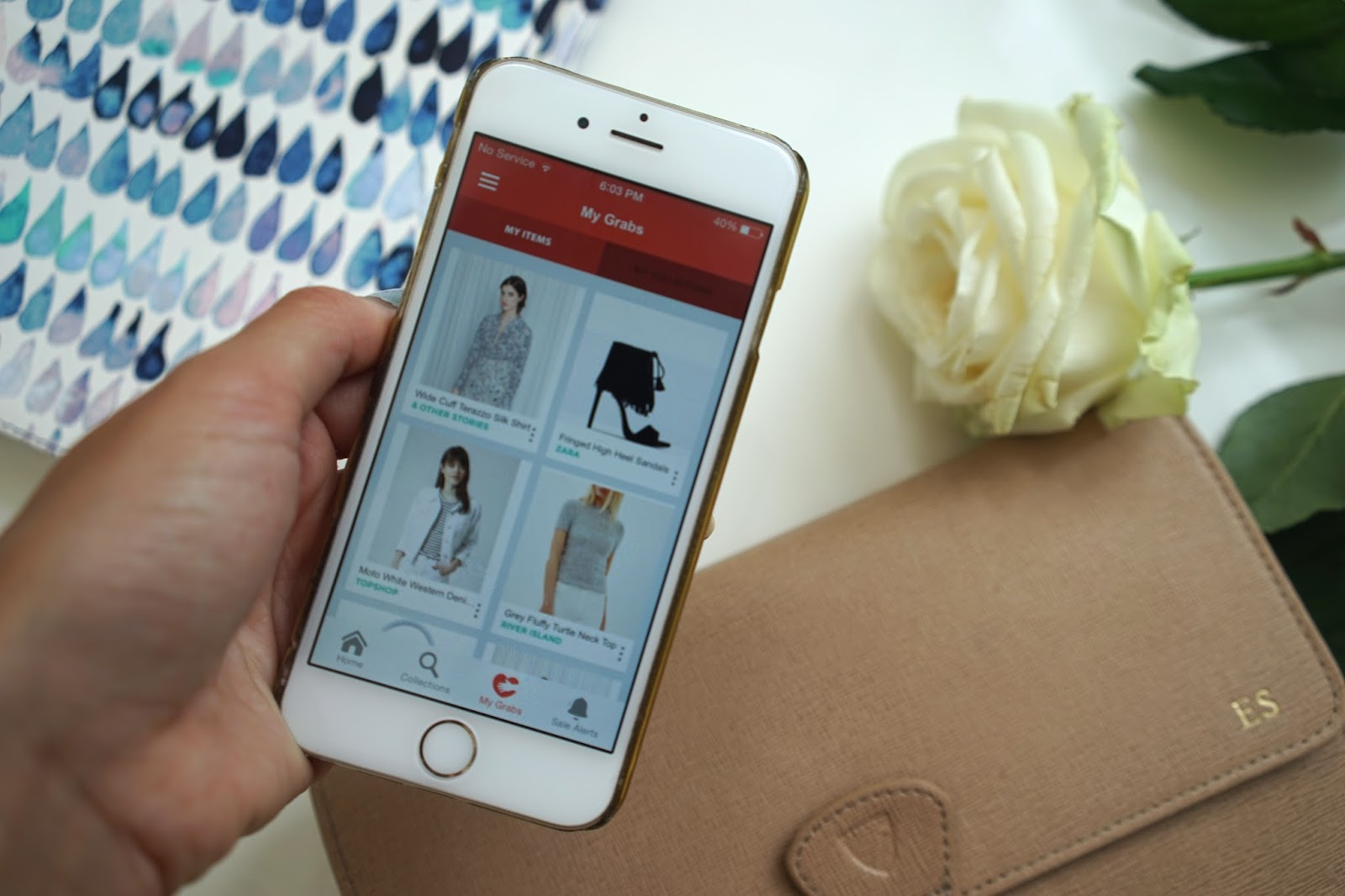 grabble fashion app