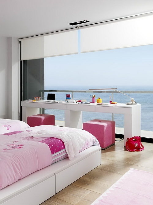 Dormitorios modernos para jovenes minimalistas 2015 - Cuartos modernos para jovenes ...