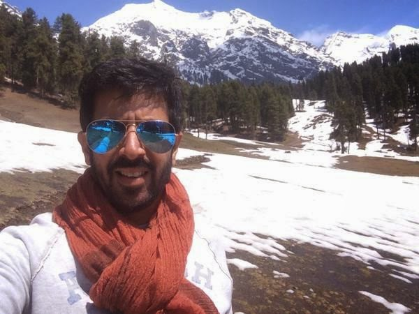 Directed by Kabir Khan in  Kashmir Shoot For Bajrangi Bhaijaan