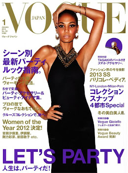 Vogue Japan - Joan Smalls
