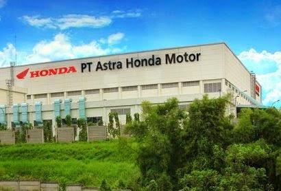 Lowongan Kerja PT Astra Honda Motor ( AHM ) Terbaru Tahun 2015