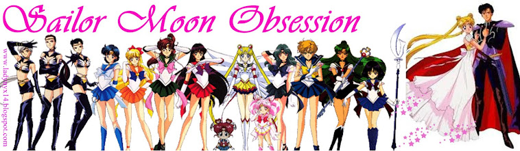 This blogger is a bona fide Sailor Moon Obsessed