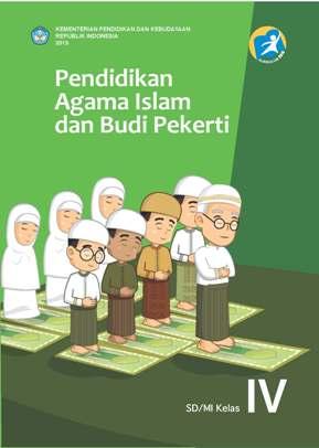Download Buku Pegangan Kurikulum 2013 Pendidikan Agama Islam Dan Budi Pekerti Kelas 4 Pustaka